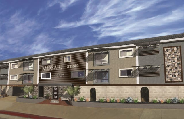 Mosaic at Western Apartments Homes - 21240 South Western Avenue, Torrance, CA 90501