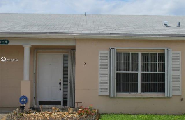 21240 NE 9th Ct - 21240 NE 9th Ct, Ives Estates, FL 33179