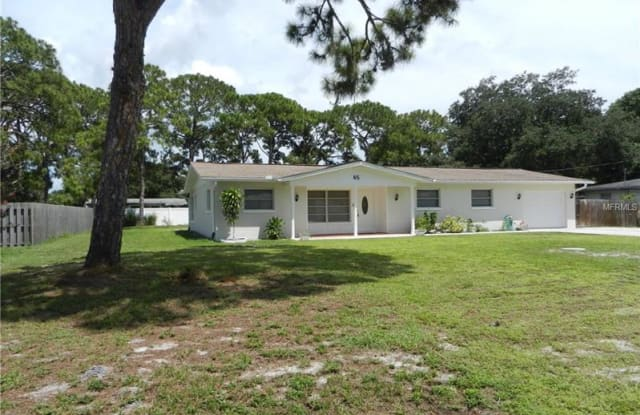 65 BEVERLY CIRCLE - 65 Beverly Circle, Englewood, FL 34223