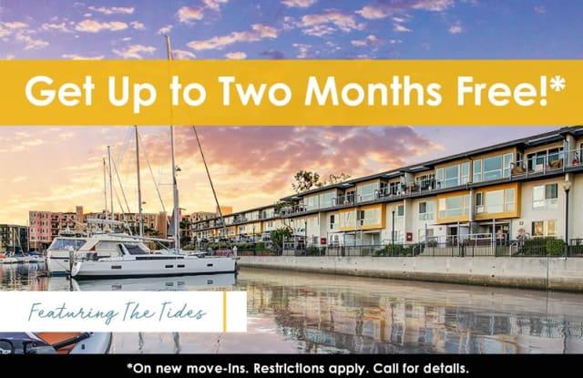 Marina Harbor - 4500 Via Marina, Marina del Rey, CA 90292