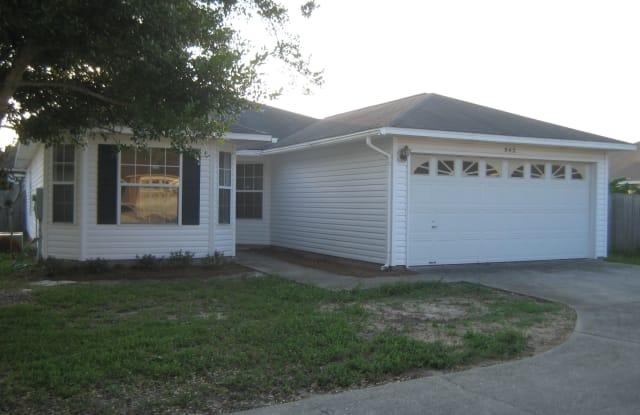 942 Ibis Way - 942 Ibis Way, Wright, FL 32547