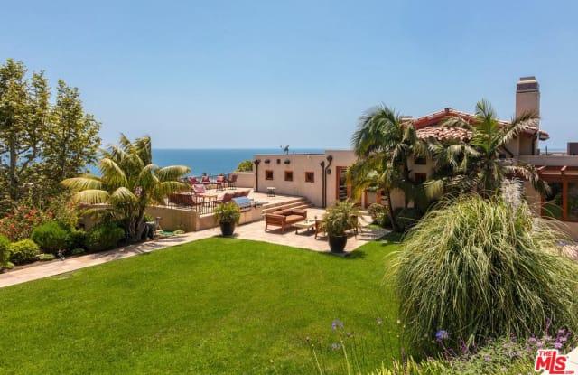 6368 SEA STAR DRIVE - 6368 Sea Star Drive, Malibu, CA 90265
