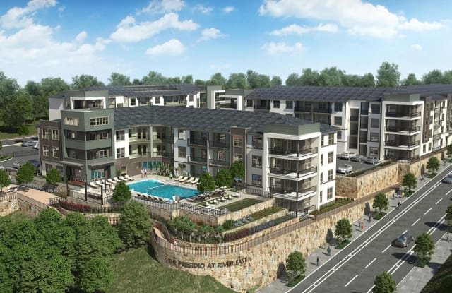 Presidio at River East - 2413 Race Street, Fort Worth, TX 76111