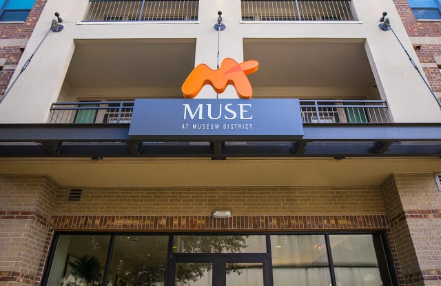 Muse Museum District - 1301 Richmond Ave, Houston, TX 77006