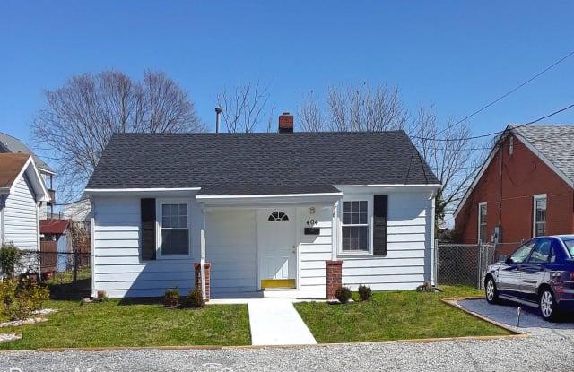 404 N. Second Street - 404 North 2nd Street, Hampton, VA 23664