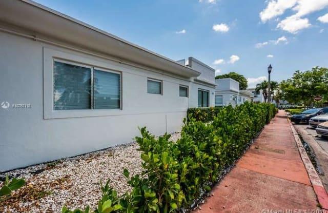 825 80th St - 825 80th Street, Miami Beach, FL 33141