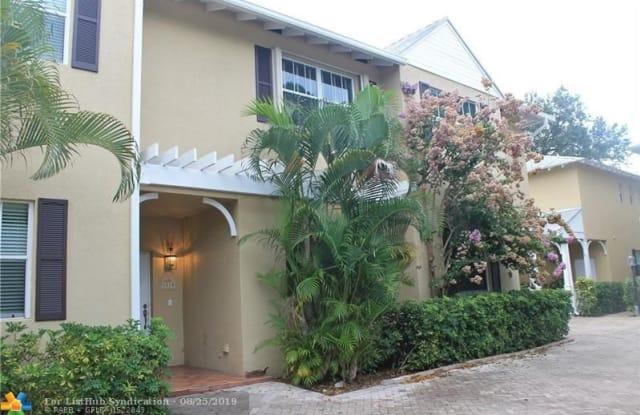 1210 W Las Olas Blvd - 1210 West Las Olas Boulevard, Fort Lauderdale, FL 33312