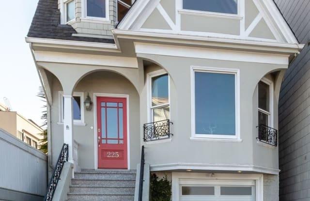 225 Rivoli St. - 225 Rivoli Street, San Francisco, CA 94117