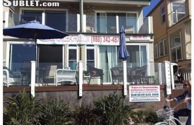 3237 Ocean Front Walk - 3237 Ocean Front Walk, San Diego, CA 92109