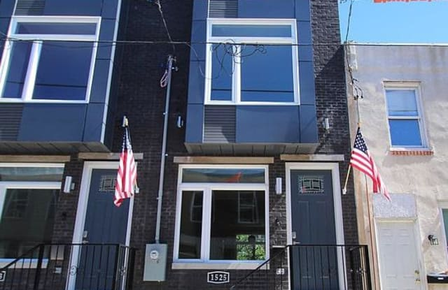 1525 S BOUVIER STREET - 1525 South Bouvier Street, Philadelphia, PA 19146