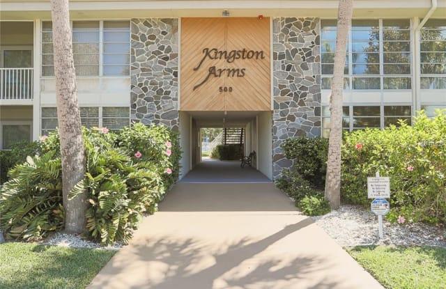 500 S WASHINGTON DRIVE - 500 South Washington Drive, Sarasota, FL 34236