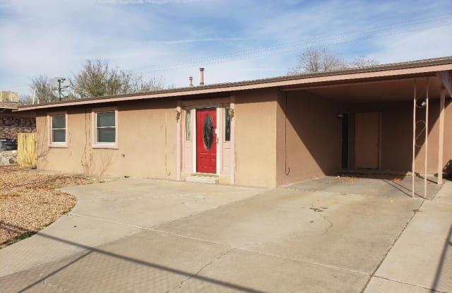9857 GIFFORD Drive - 9857 Gifford Drive, El Paso, TX 79927