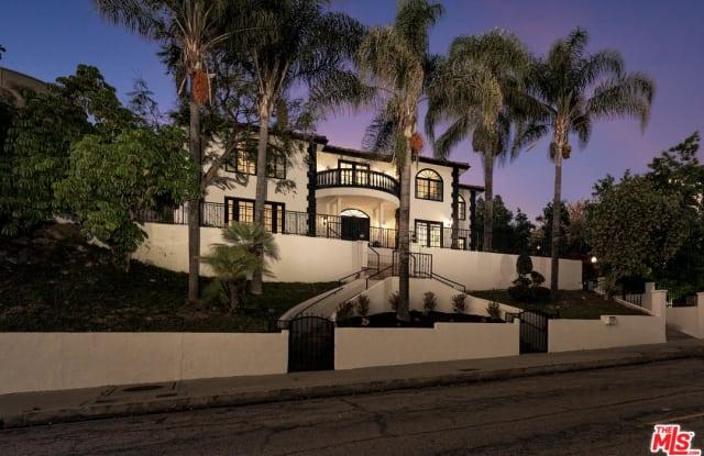 3033 North BEVERLY GLEN Circle - 3033 N Beverly Glen Cir, Los Angeles, CA 90077
