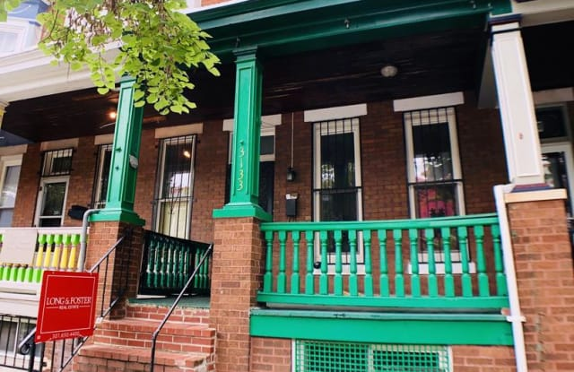 3133 ABELL AVE - 3133 Abell Avenue, Baltimore, MD 21218