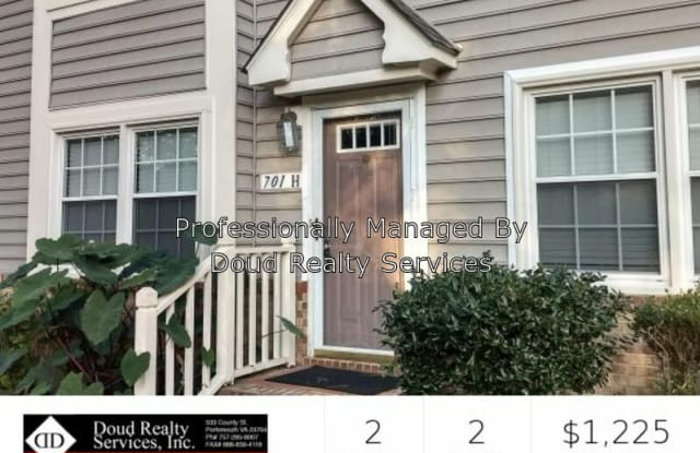 701 H New River Court - 701 New River Ct, Chesapeake, VA 23320