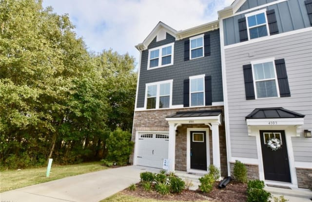 4301 Pickney Lane - 4301 Pickney Lane, Chesapeake, VA 23324