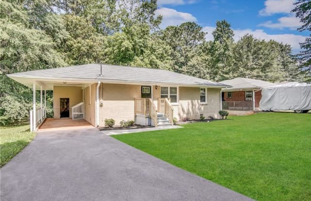 1715 Derrill Drive - 1715 Derrill Drive, Belvedere Park, GA 30032
