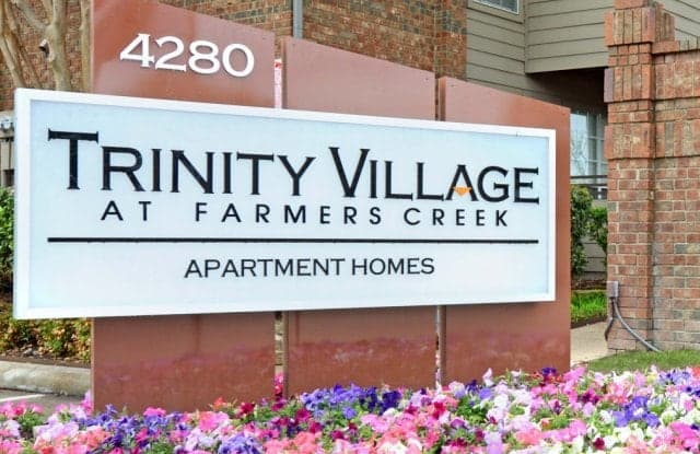 Trinity Village at Farmers Creek - 4280 Trinity Mills Rd, Dallas, TX 75287