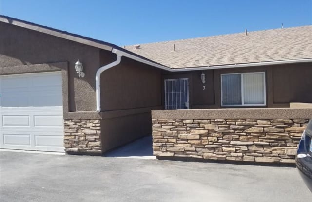 2081 East AMBUSH Street - 2081 Ambush Street, Pahrump, NV 89048