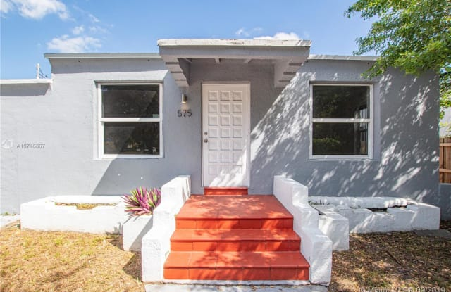 575 NW 49th St - 575 Northwest 49th Street, Miami, FL 33127