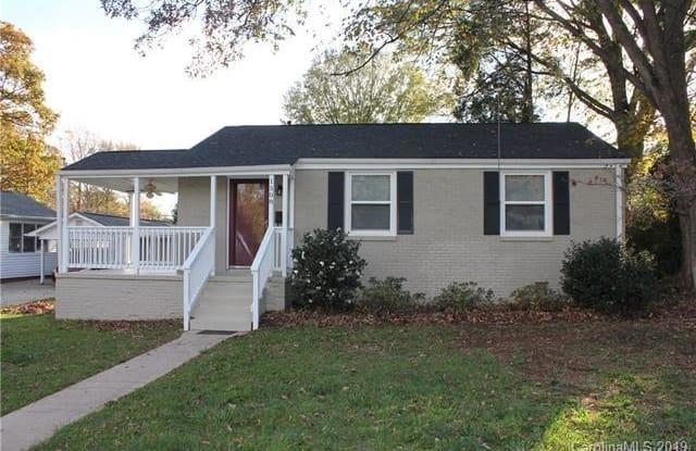 1508 Herrin Avenue - 1508 Herrin Avenue, Charlotte, NC 28205