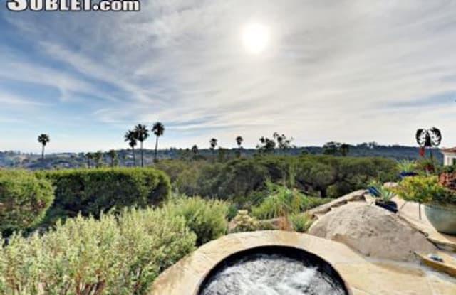 275 El Cielito - 275 El Cielito Road, Santa Barbara, CA 93105
