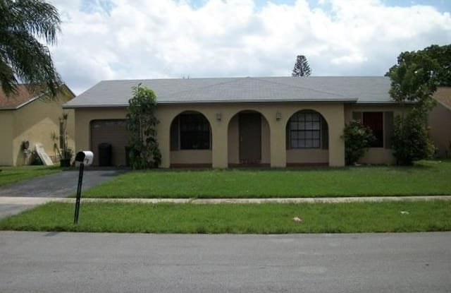 10500 NW 21st St - 10500 Northwest 21st Street, Sunrise, FL 33322