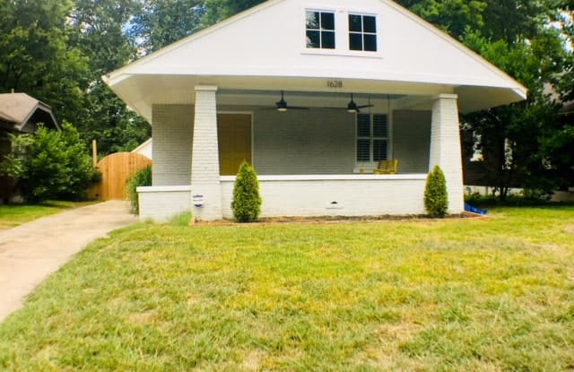 1628 Faxon Avenue - 1628 Faxon Avenue, Memphis, TN 38112