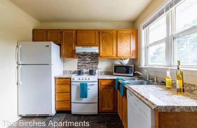The Birches Apartments - 1304 West Graham Road, Richmond, VA 23220