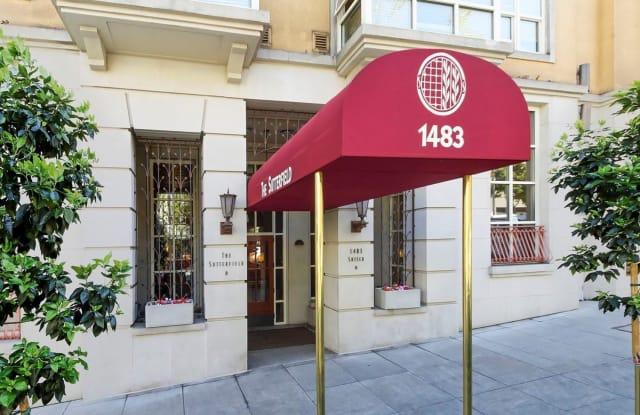 1483 Sutter Street - 1483 Sutter Street, San Francisco, CA 94109