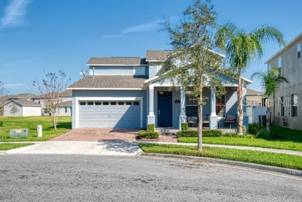 14955 SPEER LAKE DRIVE - 14955 Speer Lake Drive, Horizon West, FL 34787