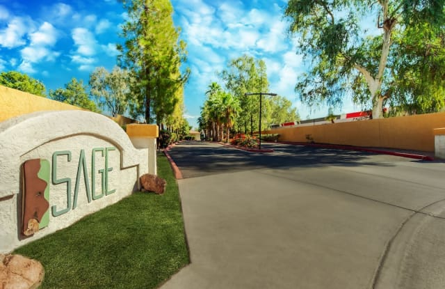 Twin Palms - 1101 S Sycamore, Mesa, AZ 85202