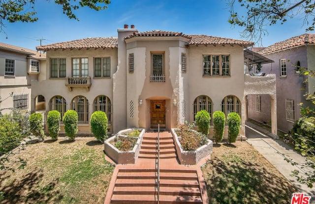 112 South SYCAMORE Avenue - 112 South Sycamore Avenue, Los Angeles, CA 90036