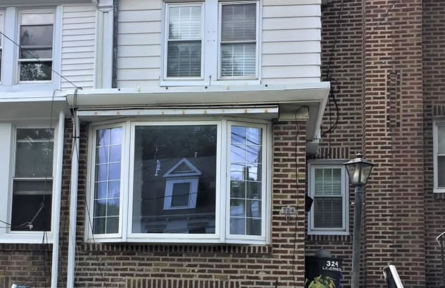 324 LEVERINGTON AVENUE - 324 Leverington Avenue, Philadelphia, PA 19128