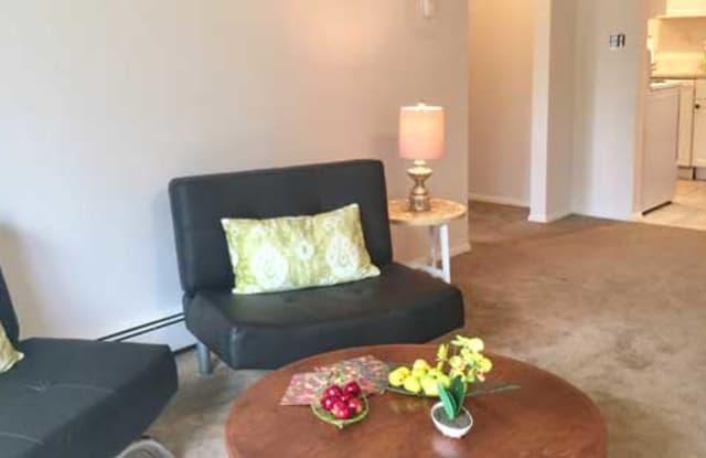 Spring Garden Apartments - 4394 W 202 Street, Fairview Park, OH 44126