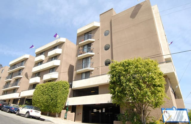The Pinnacle Apartments - 1860 N Fuller Ave, Los Angeles, CA 90068