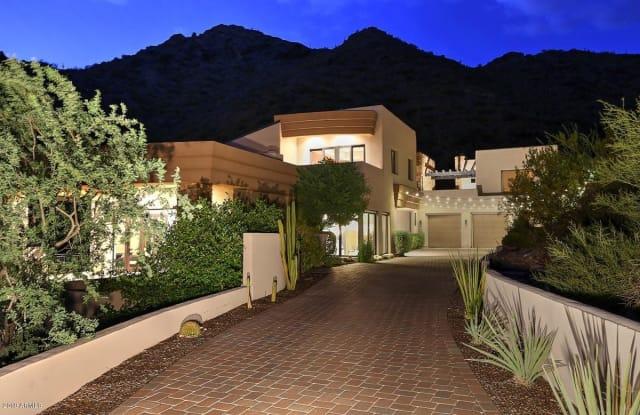 11564 E PARADISE Lane - 11564 East Paradise Lane, Scottsdale, AZ 85255