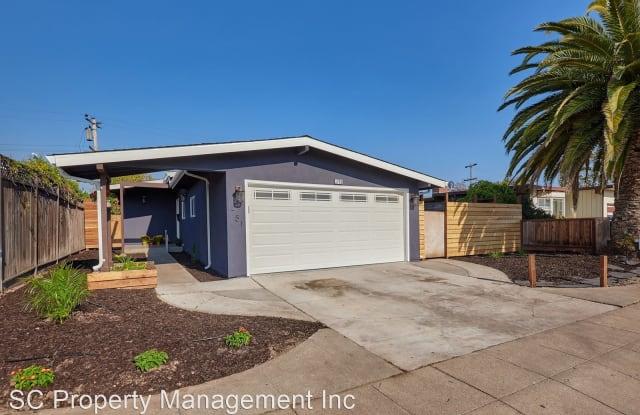 1751 Dewey Street - 1751 Dewey Street, San Mateo, CA 94403