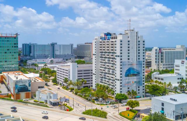Dominion Tower - 1400 NW 10th Ave, Miami, FL 33136