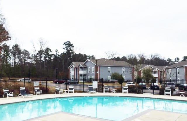 Piedmont Park - 78 Wisteria Dr, Hattiesburg, MS 39401