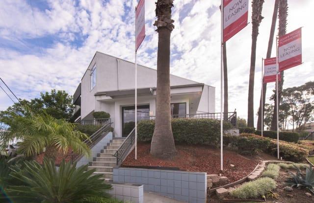 Agave Ridge Townhomes - 7901 Harmarsh St, San Diego, CA 92123