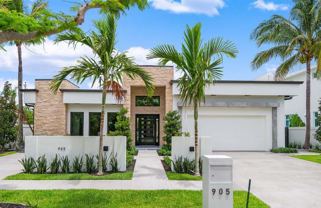 905 E Boca Raton Road - 905 East Boca Raton Road, Boca Raton, FL 33432