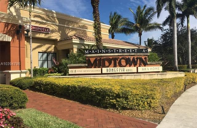 4801 Pga Boulevard - 4801 Pga Boulevard, Palm Beach Gardens, FL 33418
