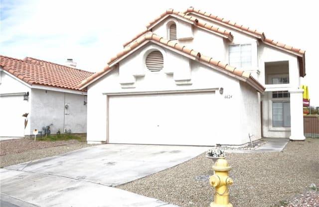 6624 SOCORRO Drive - 6624 Socorro Drive, Las Vegas, NV 89108