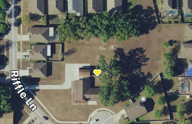 7938 Riffle Ln - 7938 Riffle Lane, Pine Hills, FL 32818