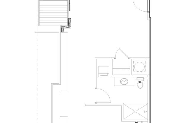 1222 P Street Unit 2c, Unit 2c - 1222 P Street, Lincoln, NE 68508