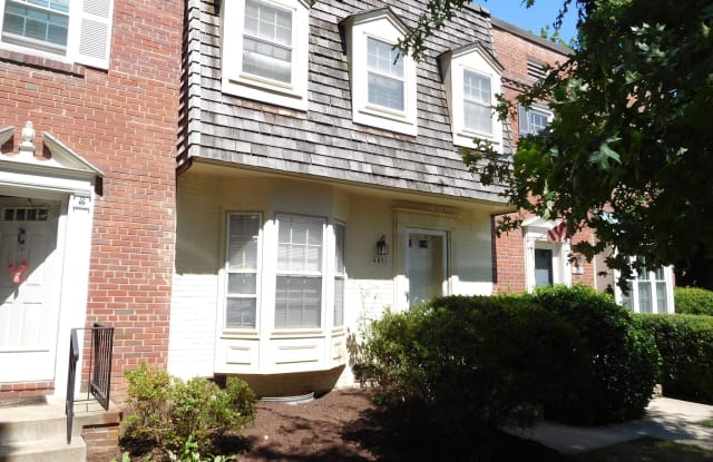 4821 CHEVY CHASE DRIVE - 4821 Chevy Chase Boulevard, Bethesda, MD 20815