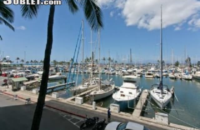 1765 Ala Moana Blvd - 1765 Ala Moana Boulevard, Honolulu, HI 96815