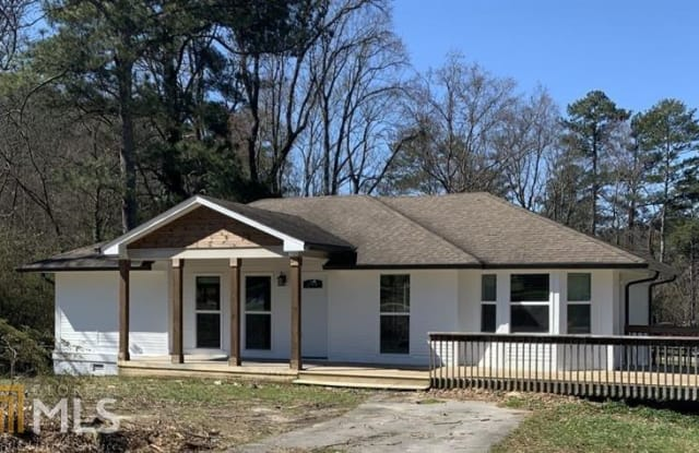 6318 Beverly Dr - 6318 Beverly Drive, Mableton, GA 30126