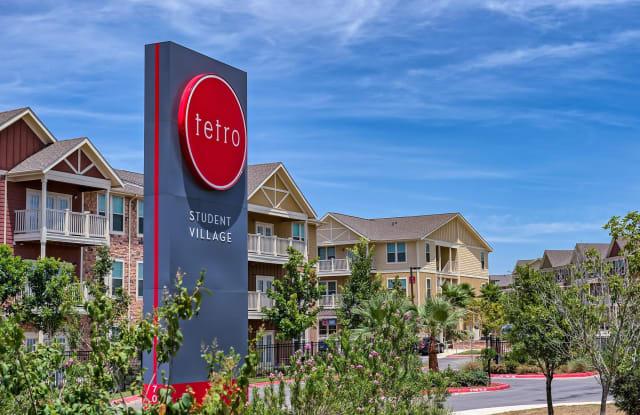 Tetro Student Village - 7023 N Loop 1604 W, San Antonio, TX 78249